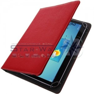 Fourre Samsung Tab 4 t530 10.1'' rouge