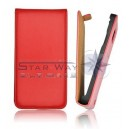 Etui slim iPhone 6 rouge