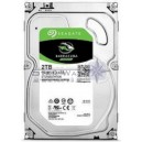 "HDD interne Seagate Barracuda (2To, 3.5"", Ordinateur de bureau, Serveurs)"