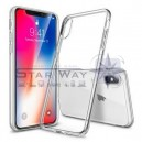 Coque TPU transparent pour iPhone X/XS