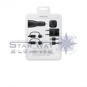 Samsung Charger Pack EP-U3100WB black
