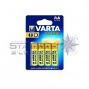 Piles pack de 4 Varta Superlife (AA)