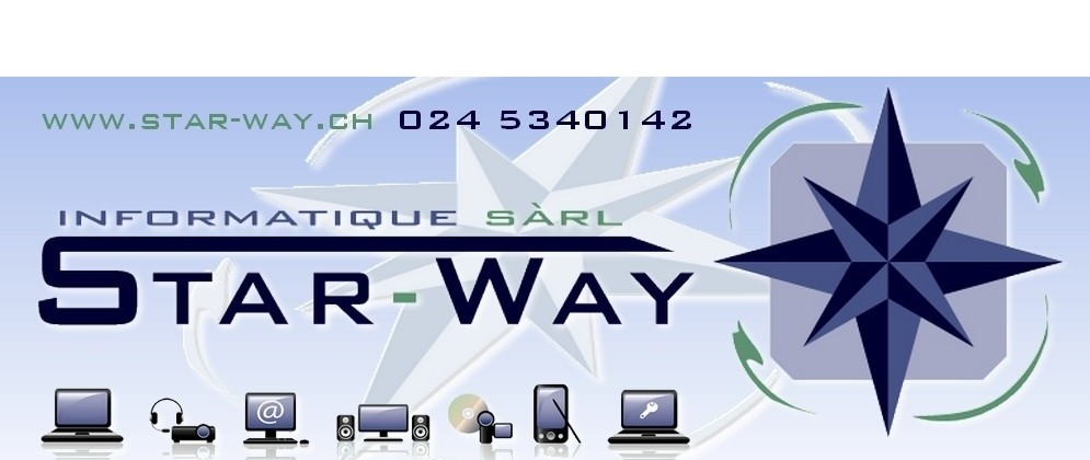 Star-Way Informatique Sàrl SHOP